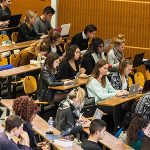 Réussir études en fac de droit en France